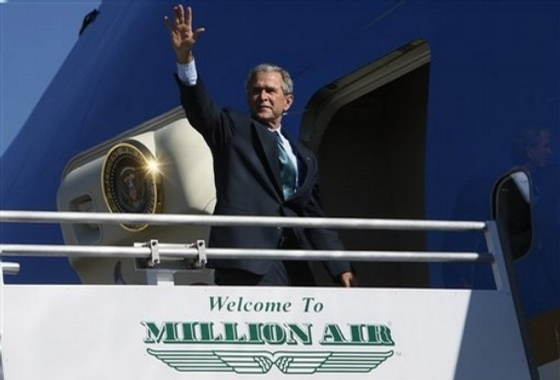 Bush Million Air