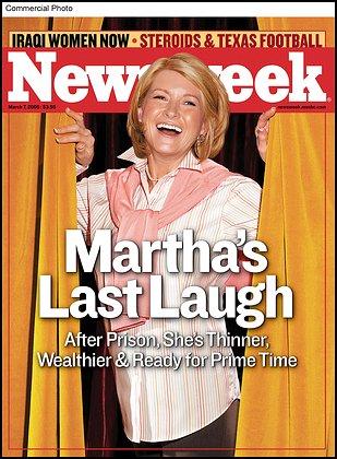 Martha Last Laugh