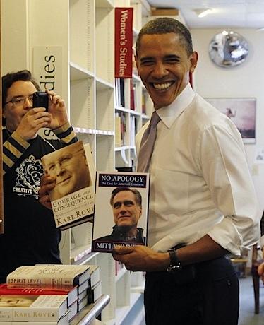 Obama Romney Rove bookstore Iowa.jpg