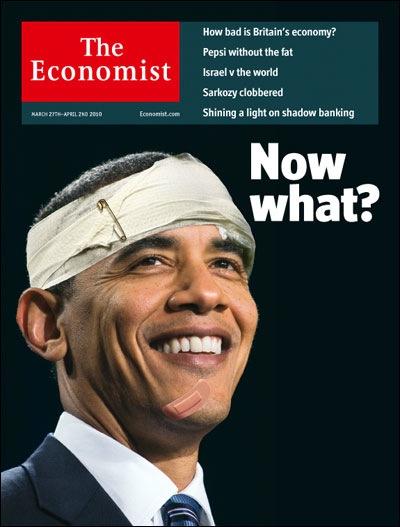 Economist cover Obama health care.jpg