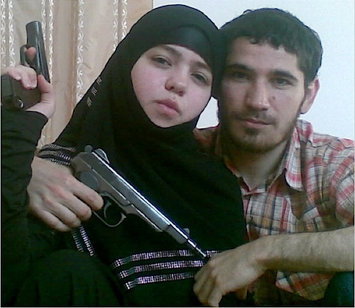 Russian Jihad Bonnie and Clyde.jpg