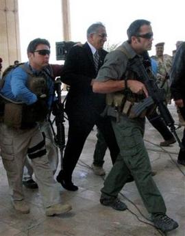 Khalilzad Leaving
