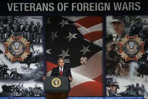Bush Vfw 2