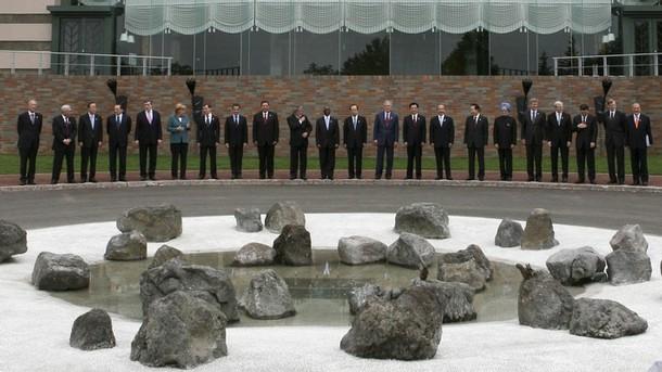 G-8 Japan Rocks