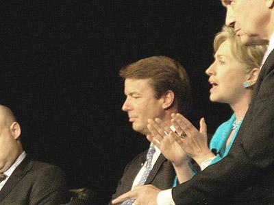 Hillary-Lobbyists