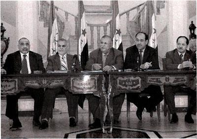 Iraq-Administration