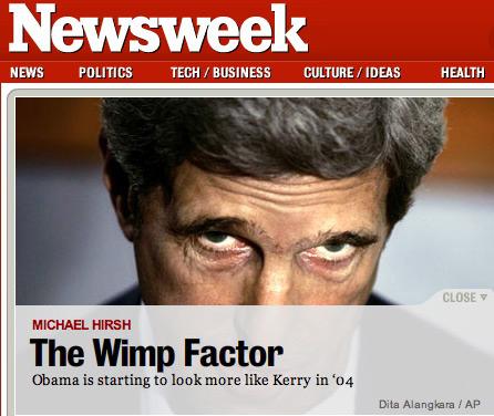 Newsweek-Kerry-Obama-1