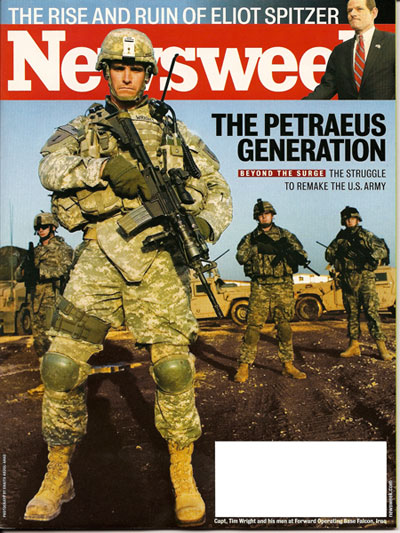 Newsweek-Petraeus-Gang