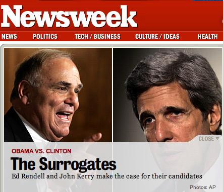 Newsweek-Surrogates