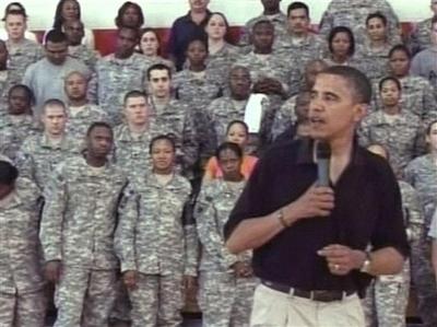 Obama Bagram