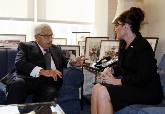 Palin Kissinger