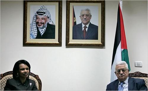 Rice-Abbas-Arafat