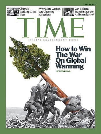Time-Global-Warming