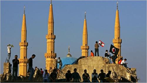 Beirut-Minarets