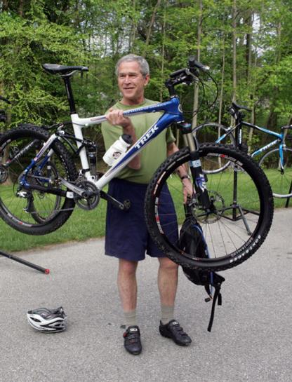 Bush Mountain Bike