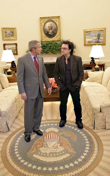 Bush-Bono