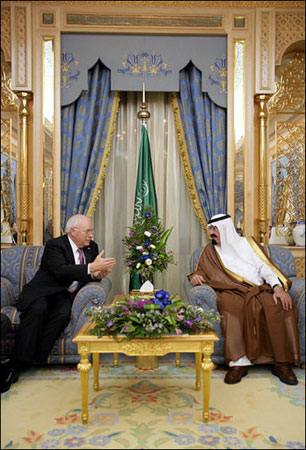 Cheney-Abdullah