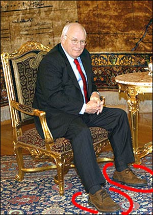 Cheney-Shoes-Mubarak