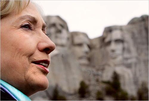 Hillary-Mt.-Rushmore