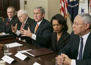 Powell-Secretaries