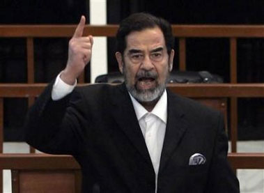 Saddam-Convicted-Finger
