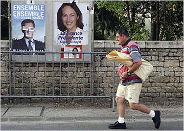 Sarkozy-Poster