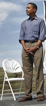 Obama-Alone